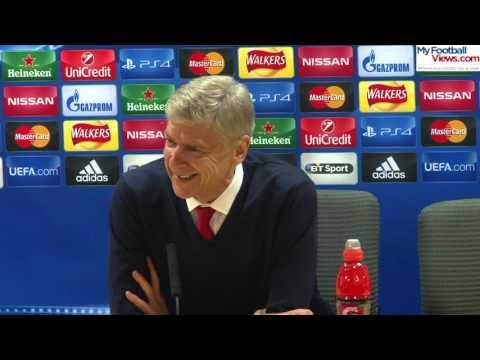 Wenger: 'I do like spending money'
