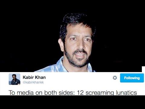 SHOCKING: Kabir Khan Gets Attacked By Angry Protestors At Karachi Aiport!