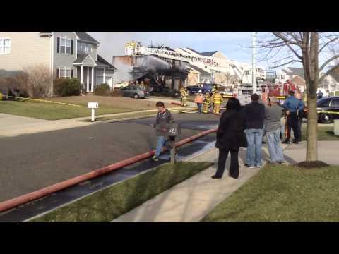 FIRE IN HAMMONTON NJ 08037
