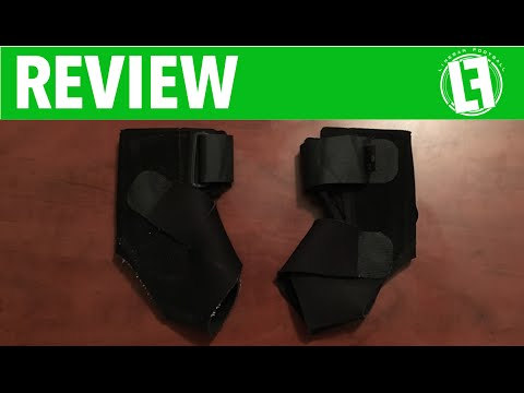 BETTER THAN AN ANKLE BRACE?   Ankle Roll Guard Performance Review from YouTube · Duration:  6 minutes 50 seconds