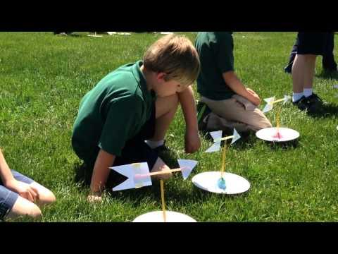 Trinity Lutheran School Science Program