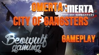 Omerta: City of Gangsters | PC Gameplay | 1080p