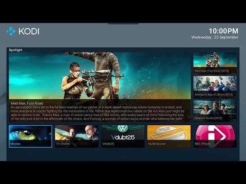 Latest Kodi Build From Scratch