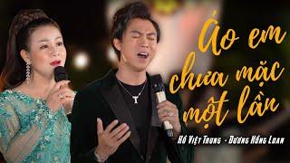 Áo Em Chưa Mặc Một Lần   Hồ Việt Trung ft Dương Hồng Loan   Album Hồ Việt Trung Bolero 2021