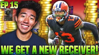 ODELL BECKHAM JR JOINS THE SQUAD! NO MONEY SPENT EP.15! Madden 20 Ultimate Team