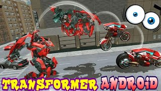 Top CooL Android Games Under 50MB | Best Transformer Android Game