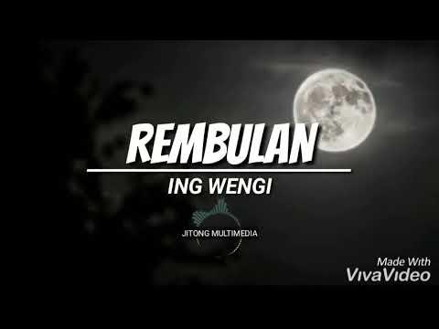 Rembulan Ing Wengi:) Lagu Kekinian