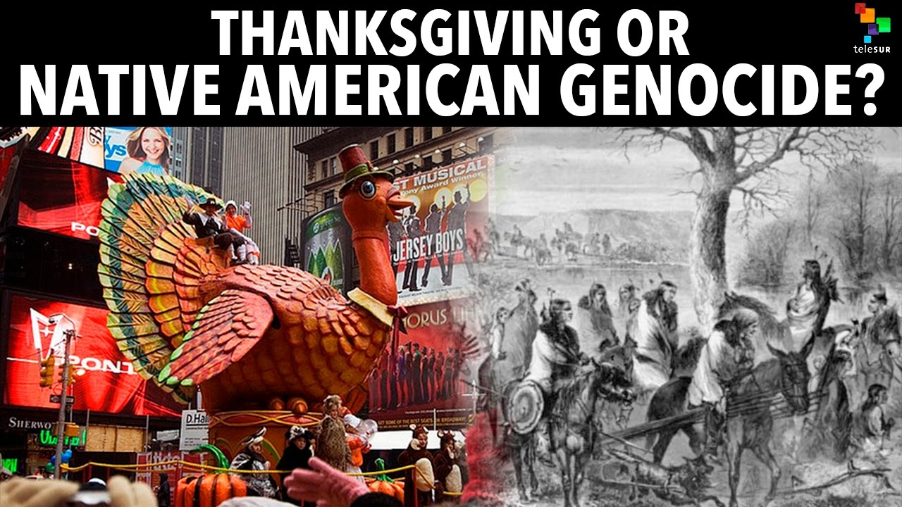 Genocide the extermination of native americans
