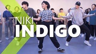 Gambar cover NIKI - Indigo / LIGI Choreography.