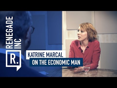 KATRINE MARCAL on The Economic Man
