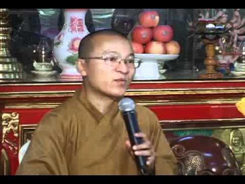 Thực Hành Bốn Quán Niệm (20/09/2008)