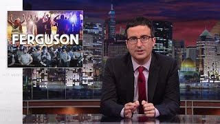 John Oliver Takes on Ferguson and St Louis PD | What's Trending Now