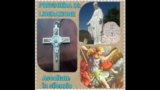 PREGHIERA DI LIBERAZIONE DA OGNI MALE a San Michele Arcangelo.