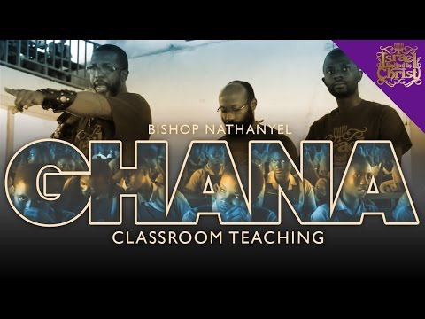 The Israelites: GHANA 2,000 Students Seminar