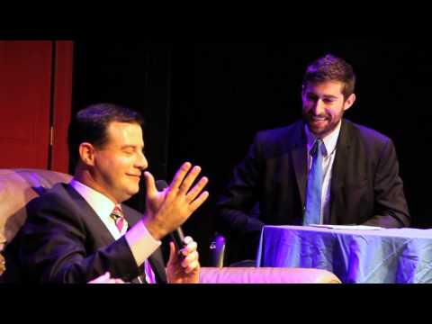 Interview with David Shuster Pt. 2 — Running Late with Scott Rogowsky