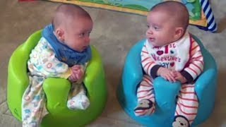 Funny Babies have strong argument - Hilarious Babies Compilation 2018
