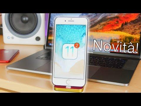 TUTTE Le Novità di iOS 11 Beta 2 ( + Download & Installazione)