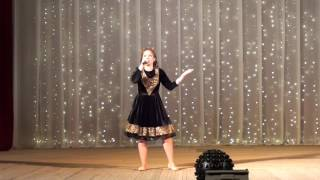 Смирнова Виктория - Макавити, из мюзикла
