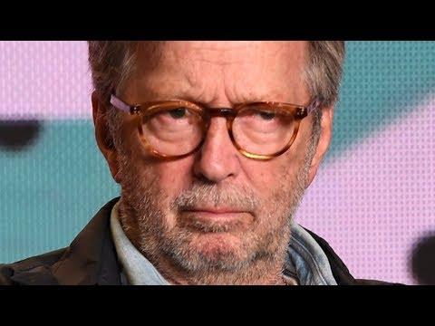 Tragic Details That Have Come Out About Eric Clapton