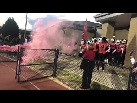 Hephzibah vs Glenn hills high school football