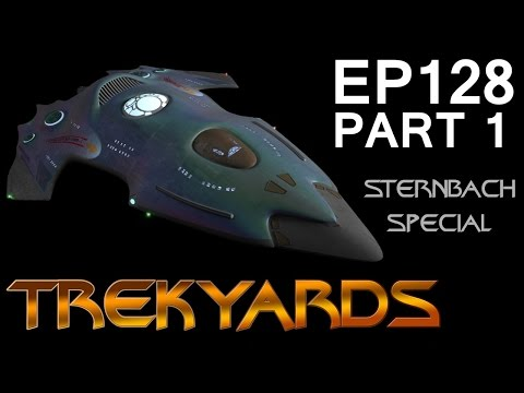 Trekyards EP128 - USS Relativity - with Rick Sternbach (Part 1)