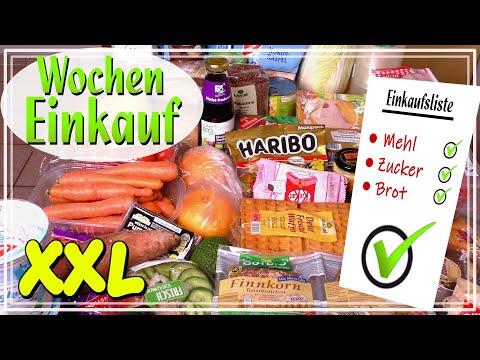 🥑-food-haul-🍎-wocheneinkauf-für-3-personen-🌭-angebote-gÜnstig-|-frühlingsrolina