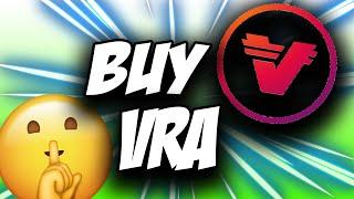 VRA Crypto Verasity Coin ✅ How To Buy VRA Coin Verasity Crypto On GATEio
