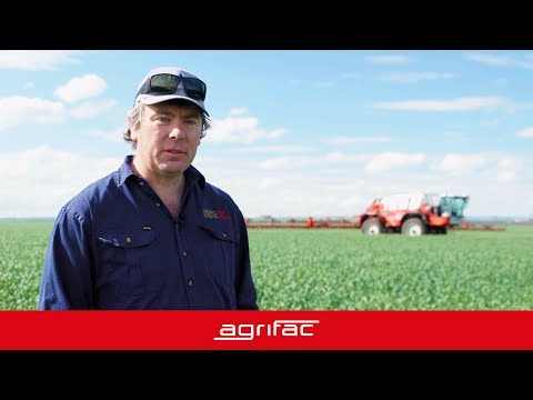 User experience from Primery Tillers about the Agrifac Condor Endurance