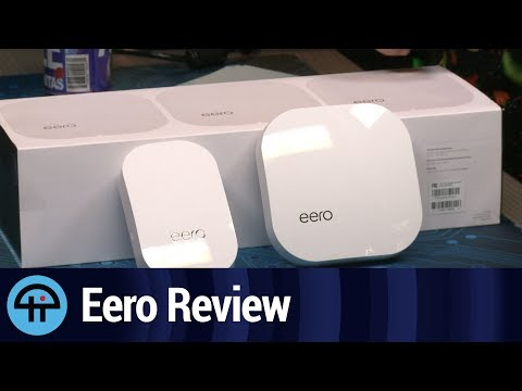 Eero Mesh WiFi Review