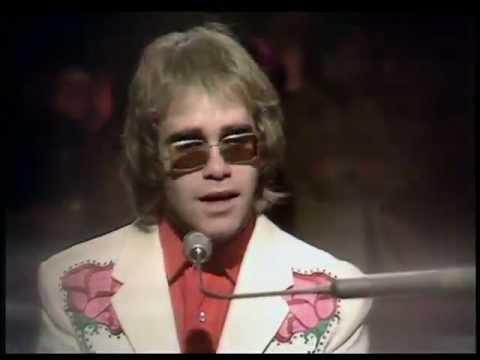 Elton John - Your Song (Through The Years)