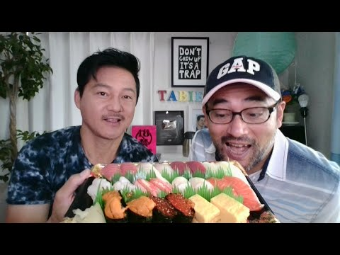 Takeaway Sushi in Japan LIVESTREAM