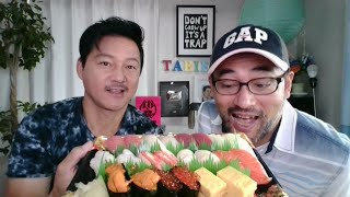 Takeaway Sushi in Japan LIVESTREAM