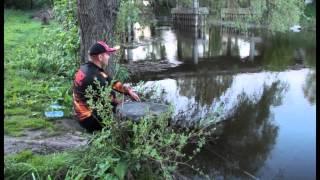 Весенний голавль на малых реках
