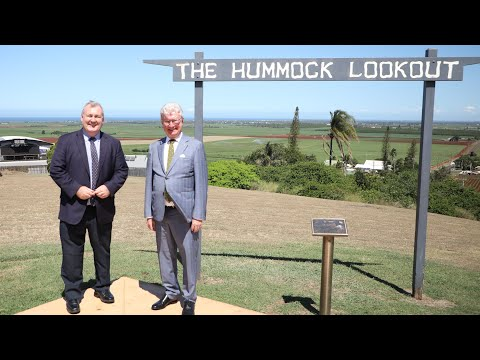 Qld Governor gets involved in One Million Trees
