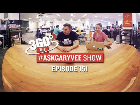 #AskGaryVee Episode 151: Vayner Employees Ask Questions in 360°