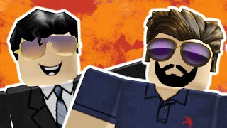Roblox | Super Bomb Survival #1 | Ben and Dad