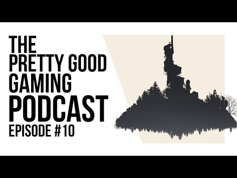Indie games are good HONESTLY | Pretty Good Gaming Podcast #10