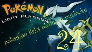 pokemon light platinum nuzlocke ep.24 The Last Gym