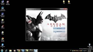 Install Batman Arkham City Game of the Year Edition-SKIDROW