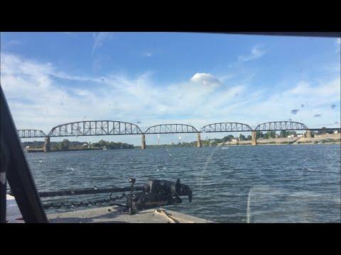 Live Ohio River Catfishing Come On Fall Flatheads