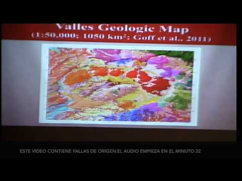 Seminarios de Geofísica: Evolution of Valles Caldera, New Mexico.