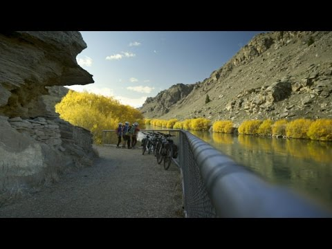 Roxburgh Gorge Cycle Trail | Cycle Central Otago | New Zealand
