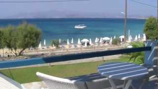 Naxos Island hotels: Liana Hotel at St. Prokopis (Agios Prokopis) beach