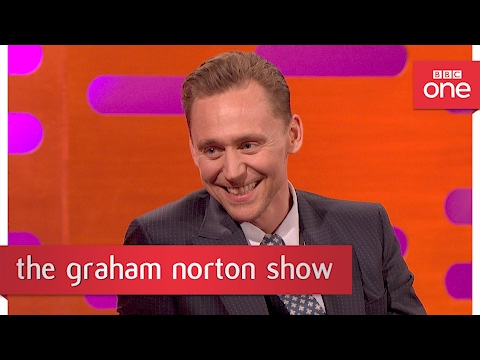 Tom Hiddleston and Eddie Redmayne were in a school play together  The Graham Norton : 2017