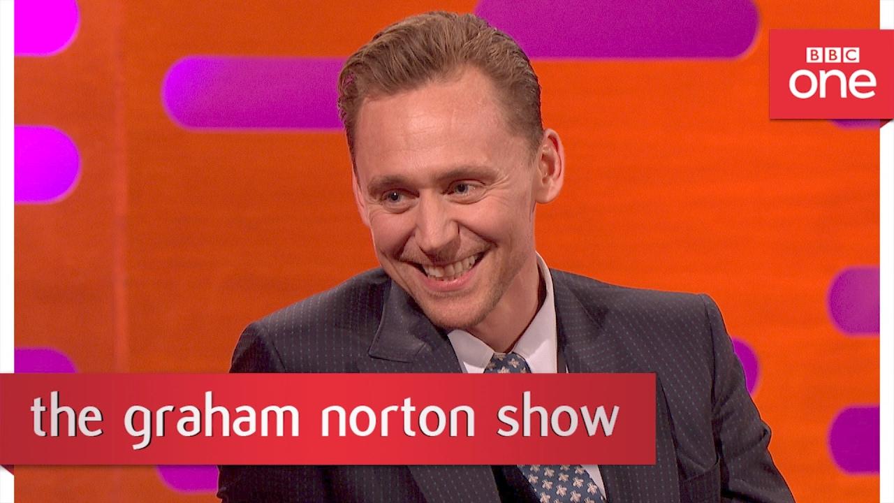 Tom Hiddleston and Eddie Redmayne were in a school play together - The  Graham Norton Show: 2017