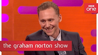 Tom Hiddleston and Eddie Redmayne were in a school play together - The Graham Norton Show: 2017