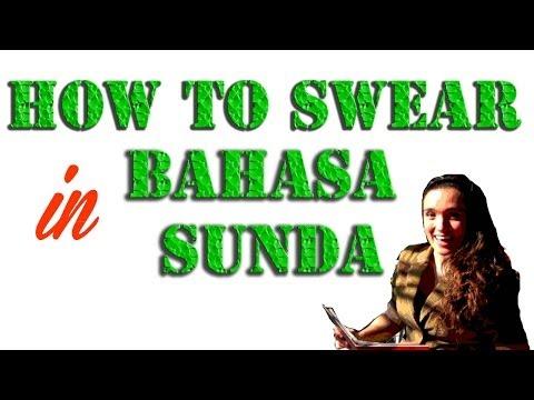 27 Sundanese Swear Words (Bandung)