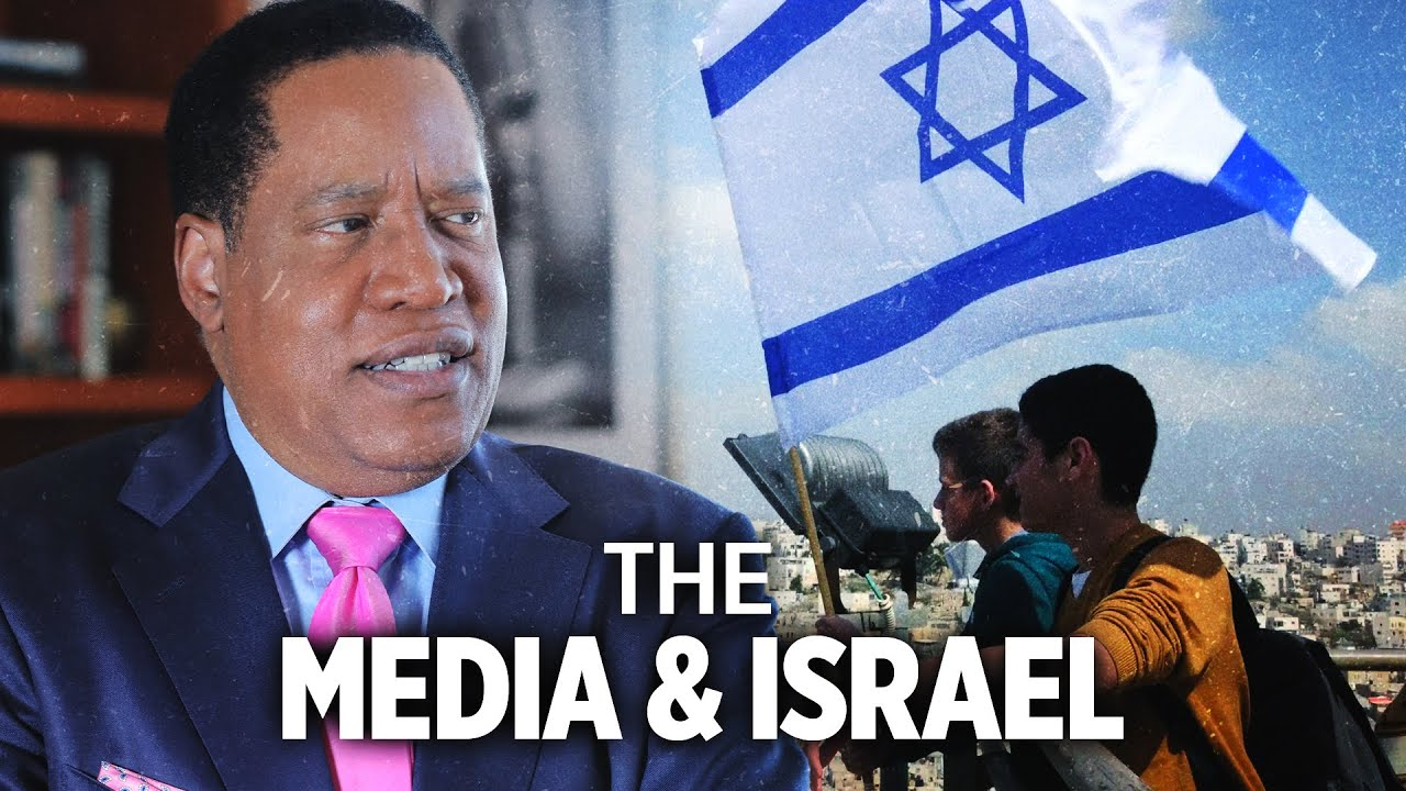 The Media's Liberal Bias for the Palestinian Narrative and Against Zionist Israel, the Jewish State