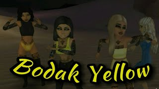 Bodak Yellow|Avakin Life Music Video