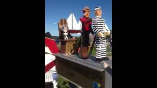 Bunnikess Visits The 2012 Whirligig & Weathervane Festival